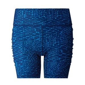 Lululemon Speed Track Short Samba Snake